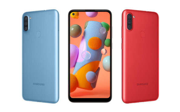 Samsung galaxy A11 (Other Colours)